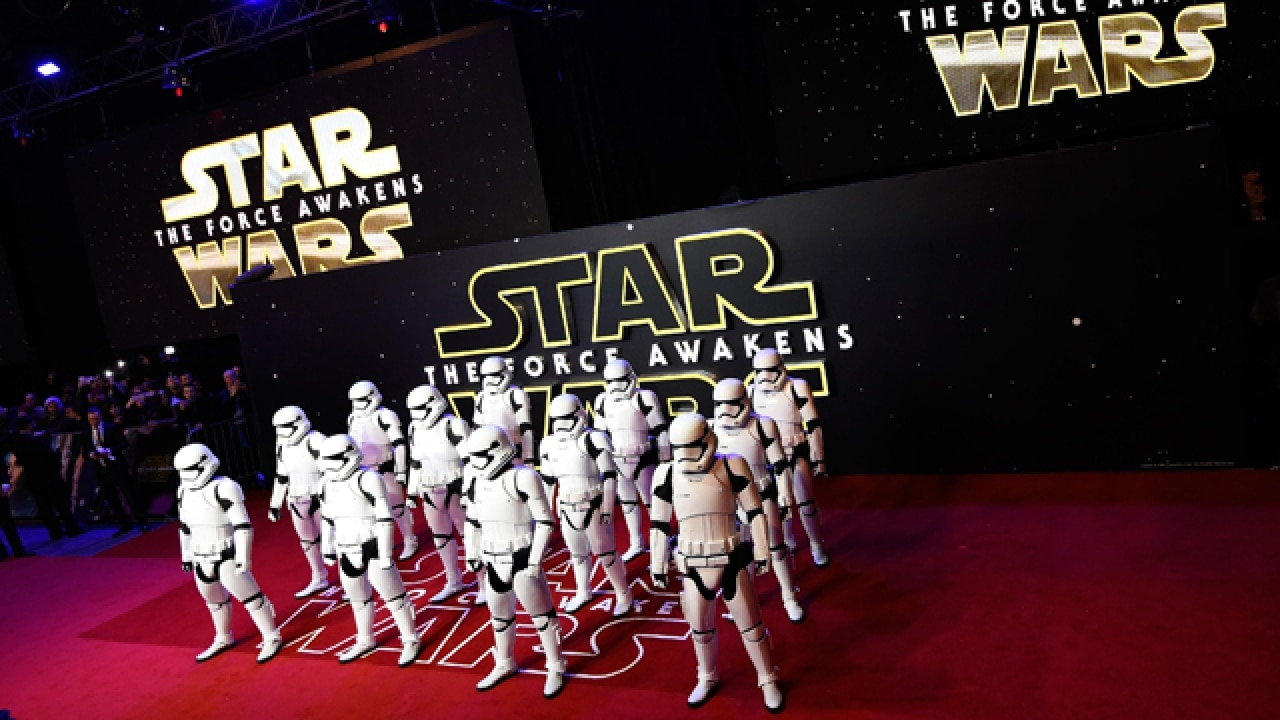 'Star Wars: The Force Awakens' worldwide collection surpasses 'The Avengers', 'Furious 7'