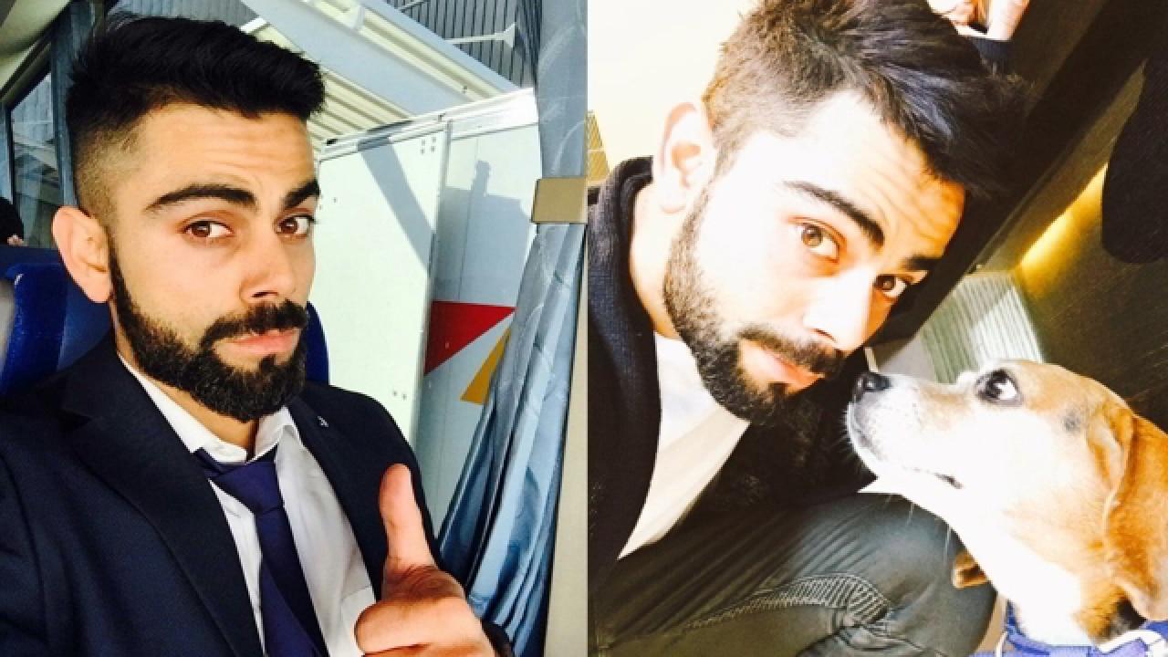 6 Times Bearded Virat Kohli Gave Us Serious Facial Hair Goals