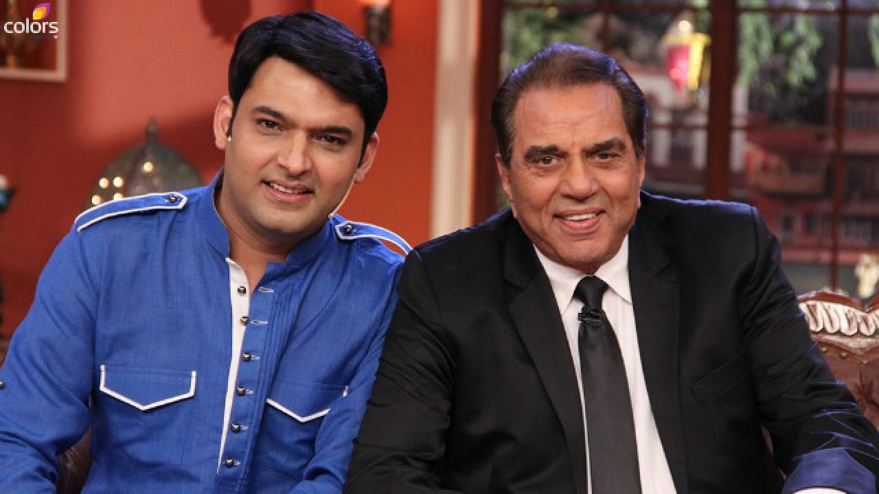 Comedy Nights Live: Shocking! Colors chops off Dharmendra's speech