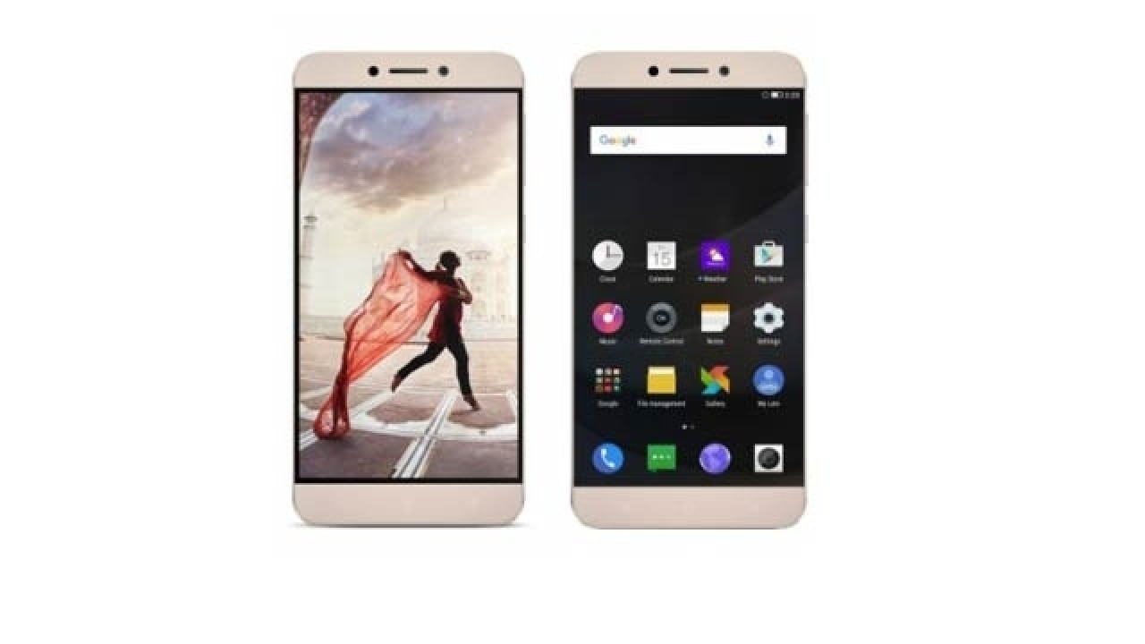 LeEco's Superphone Le 1s becomes India's top selling