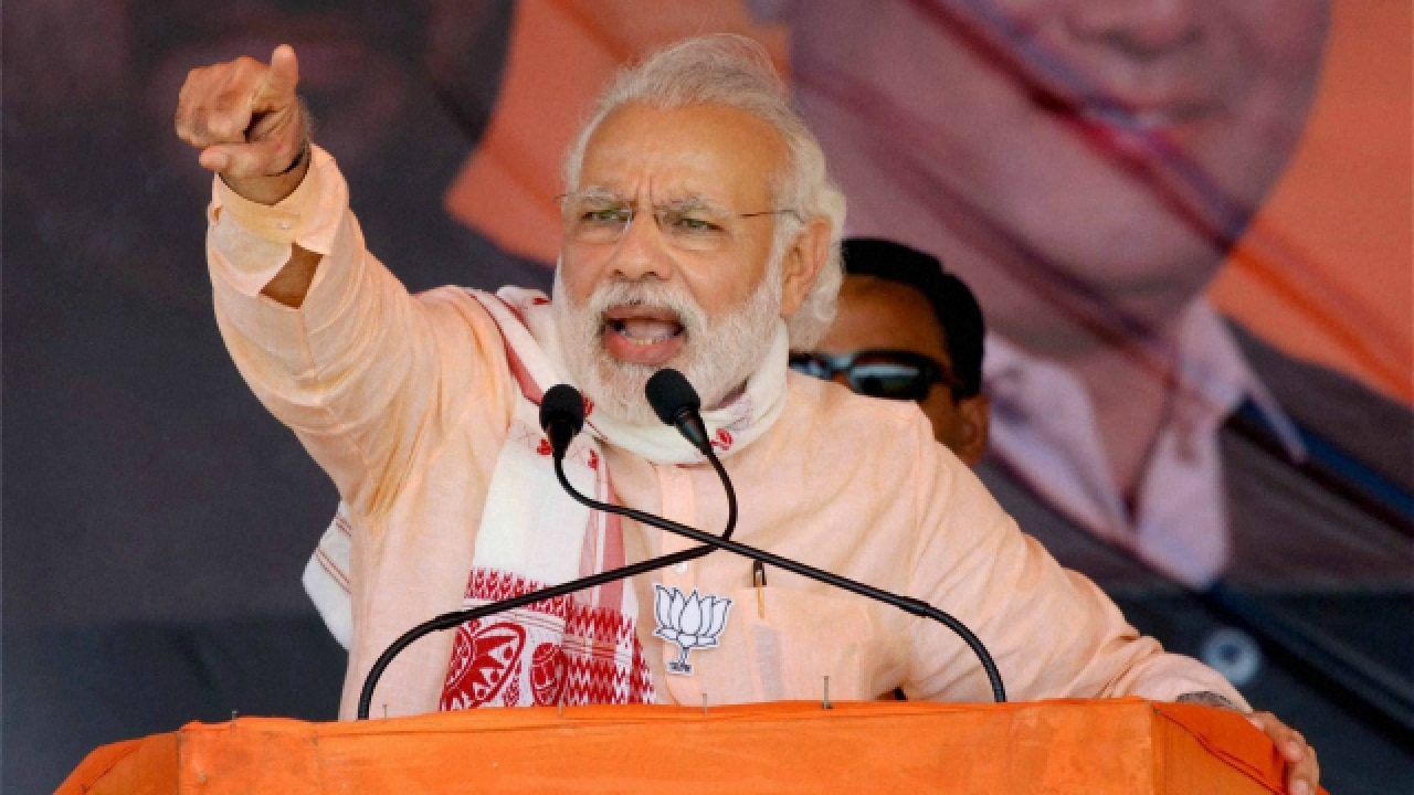 Centre working for permanent solution to drought: PM Modi