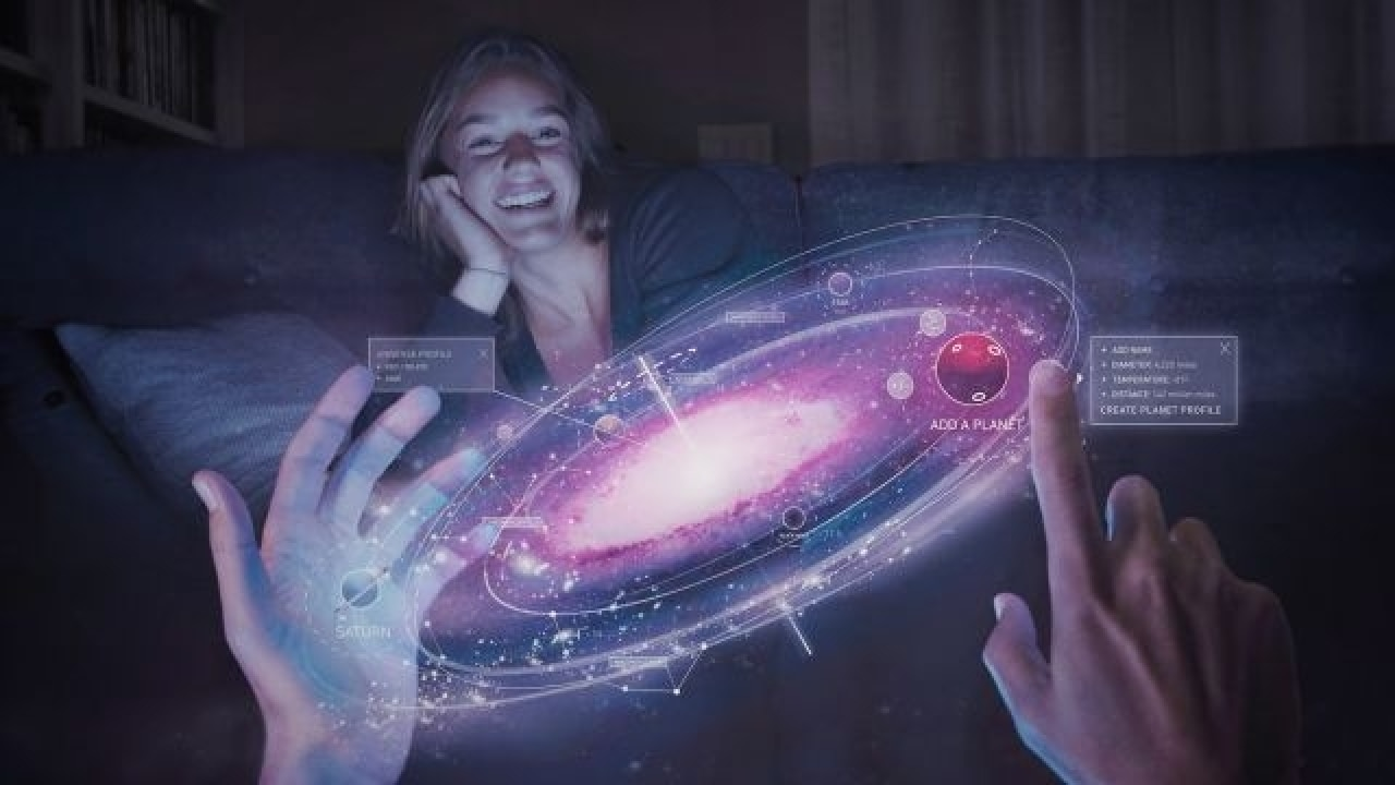 Watch: Magic Leap's new promo demos Augmented Reality to rival the HoloLens