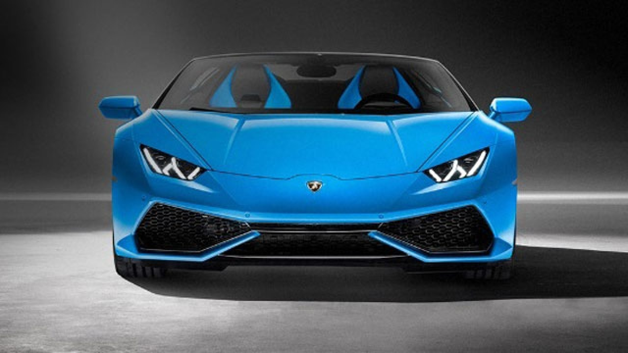 Lamborghini Rolls Out New Huracan Spyder At Rs 3 89 Crore