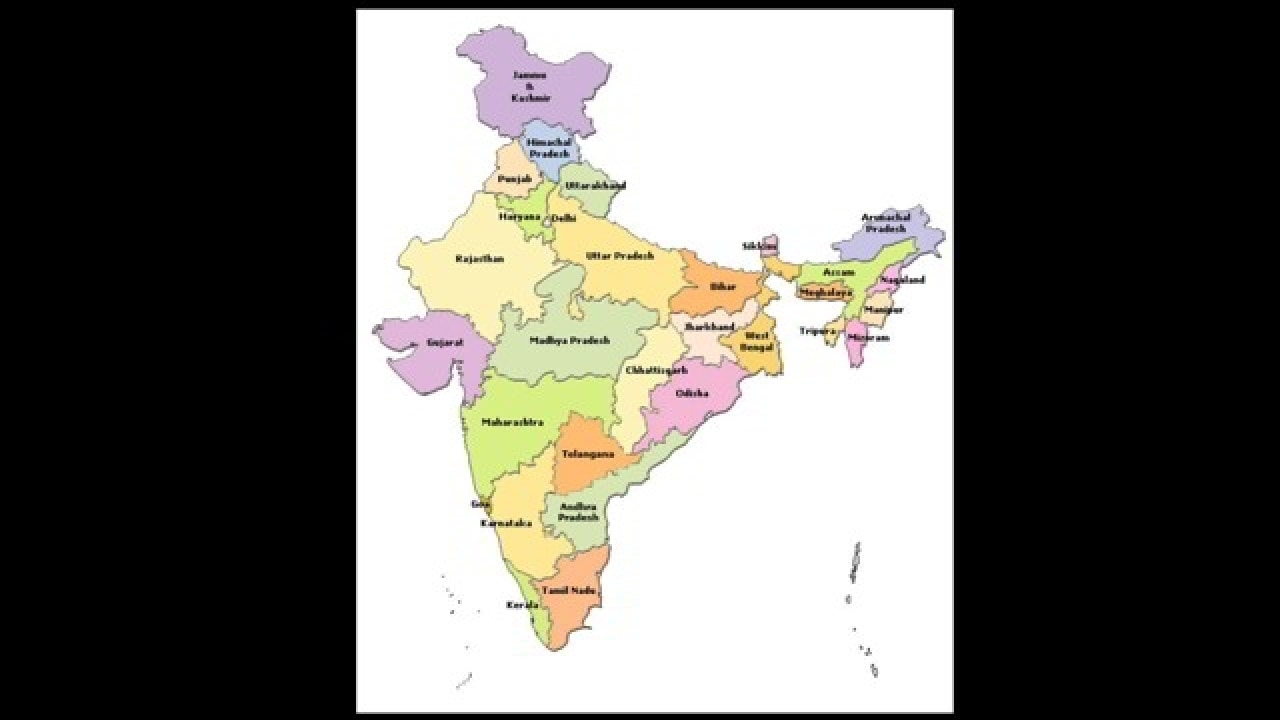 Wrong Depiction Of Indiau0027s Map Can Land You In Jail Up To 7 Years Or Rs 100  Cr Fine