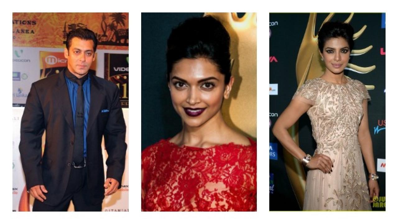 IIFA Awards 2016: Salman Khan, Priyanka Chopra, and Deepika Padukone to set the stage on fire