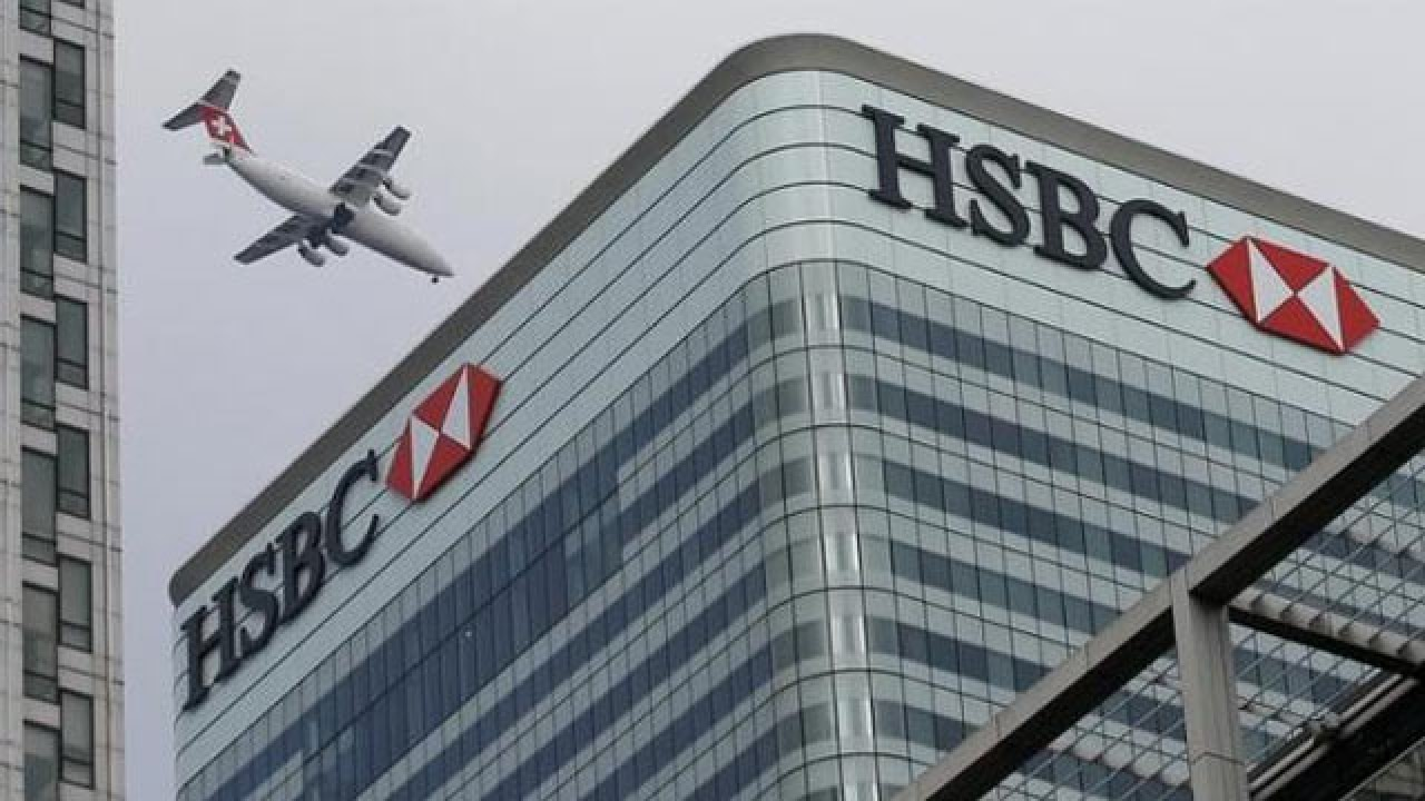 HSBC to move 840 IT jobs from UK to other countries as part of its cost-cutting plan