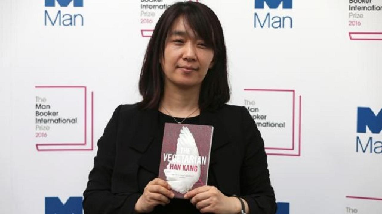 Man Booker International Prize 2016: South Korean author Han