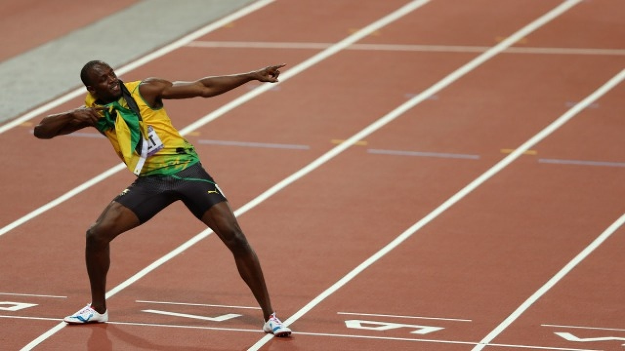 WATCH : Usain 'Bolts' through Olympic warm-up race in Ostrava