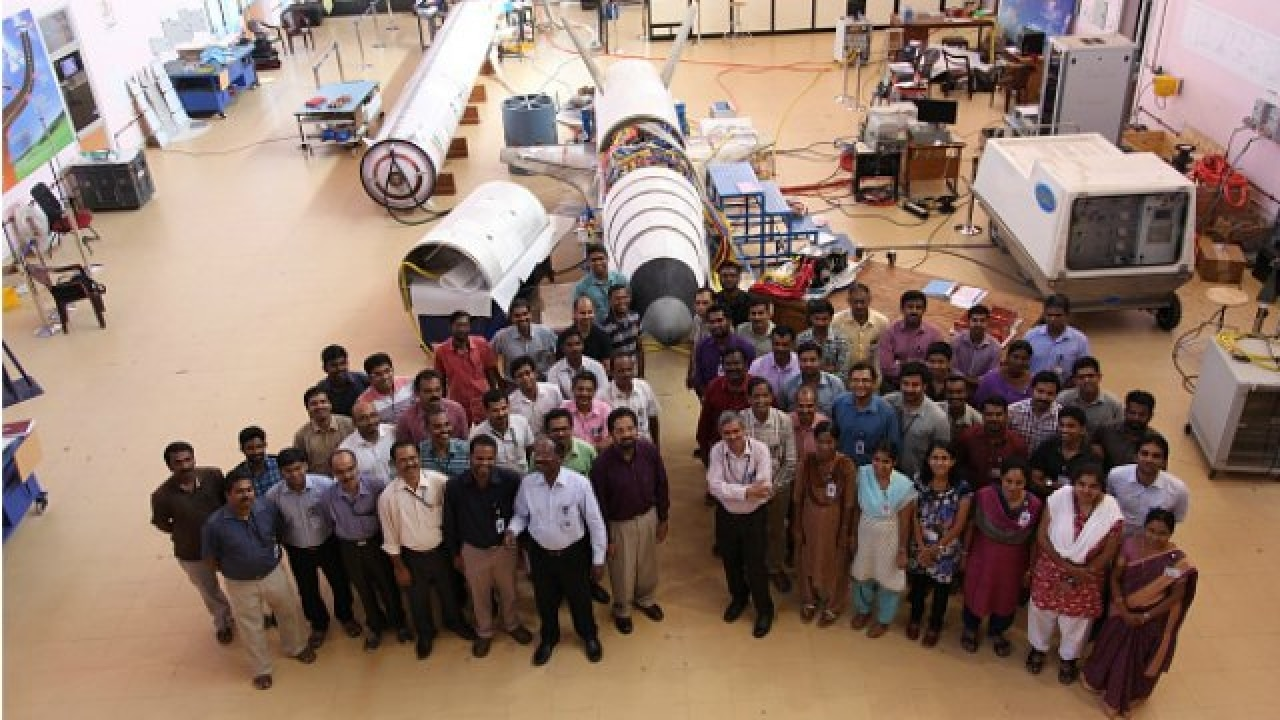 Narendra Modi congratulates ISRO scientists on launch of India's first indigenously made space shuttle