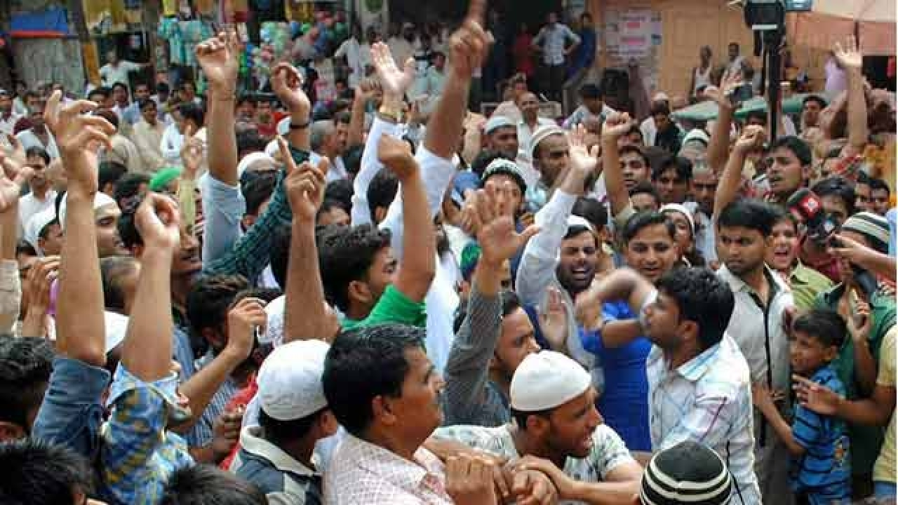 Kairana: Only three families migrated due to fear of extortion