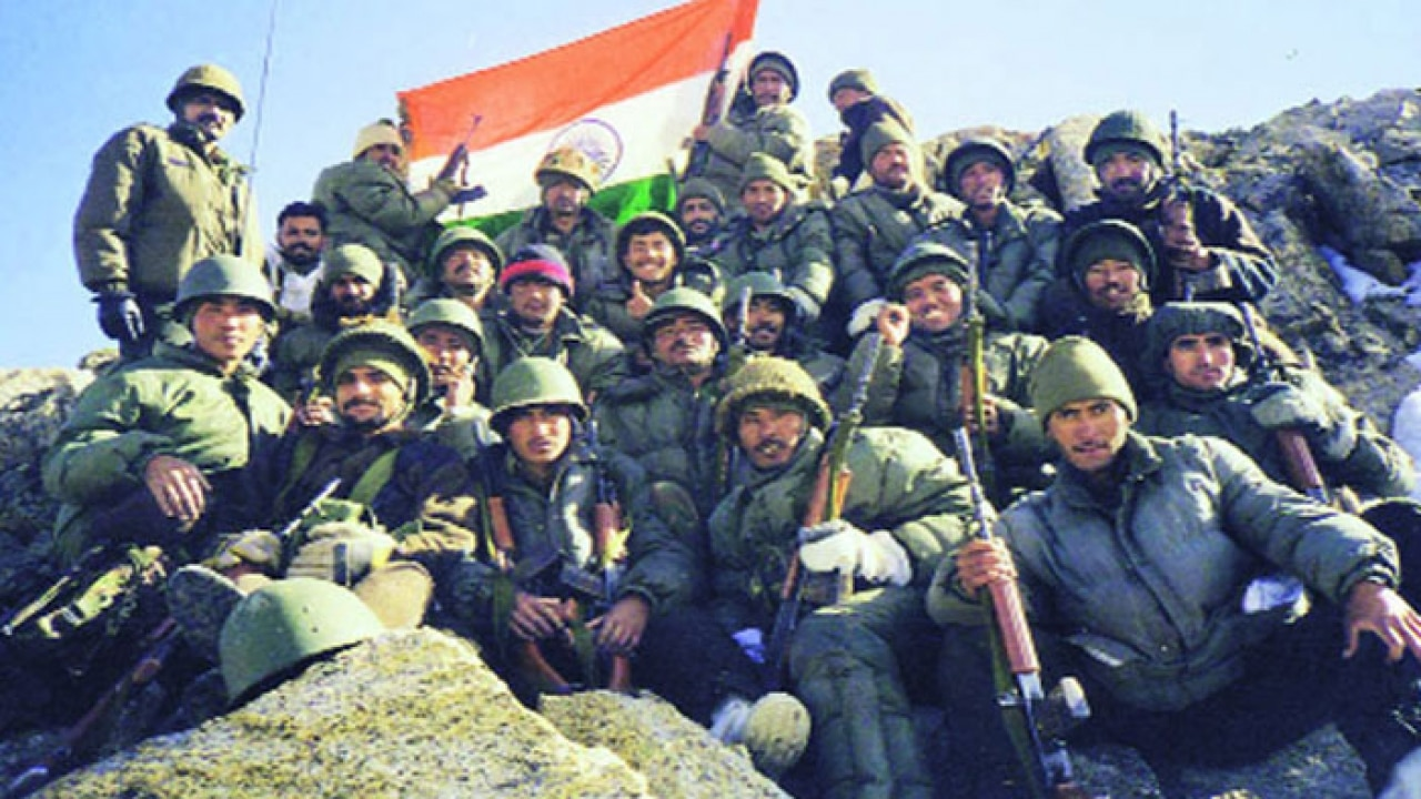 10 things you should know about the Kargil War