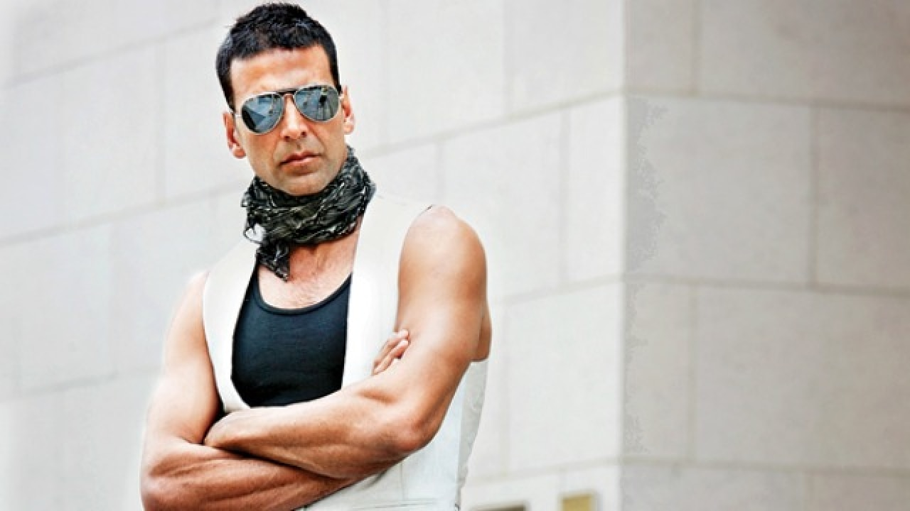 check out akshay kumar s new look for dishoom cameo