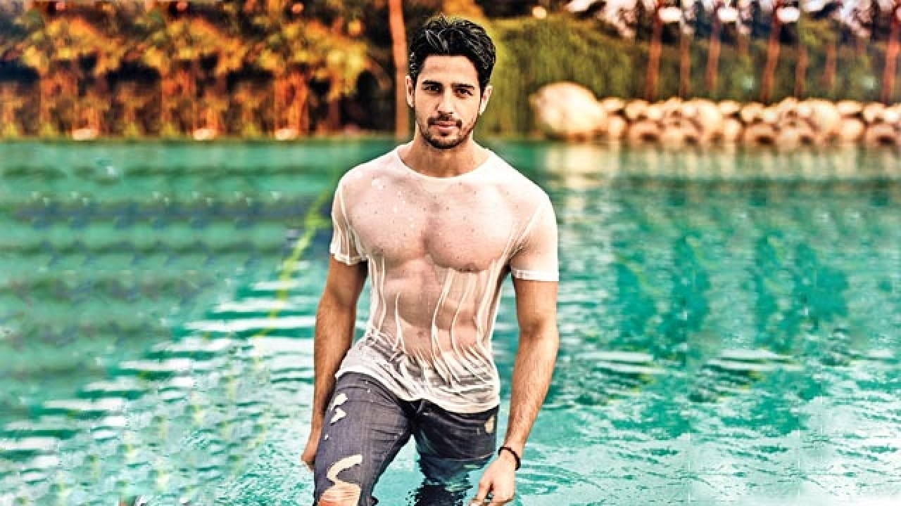 images Now Playing: Sidharth Malhotra shows off the season's best looks