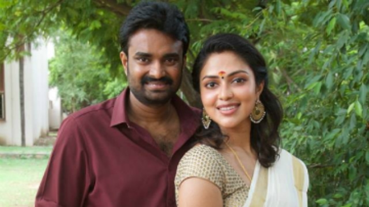 south actress amala paul and director vijay file for divorce