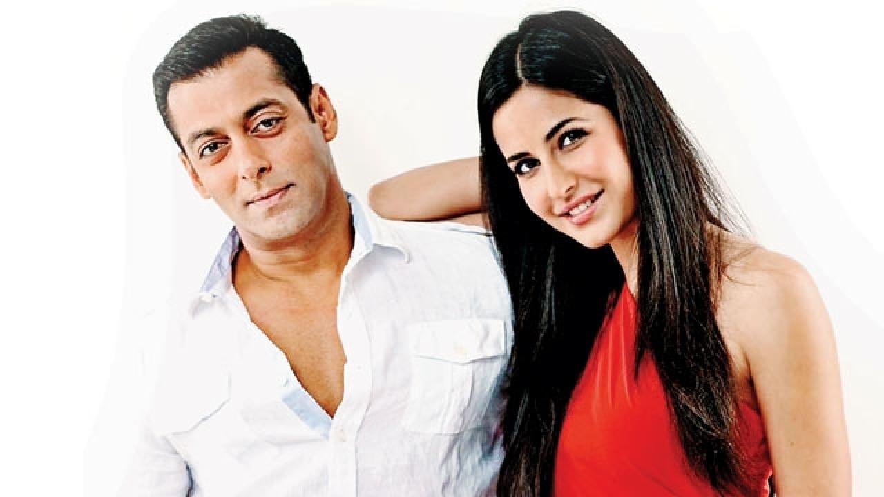 Salman Khan And Katrina Kaif Reunite For A Commercial-7870