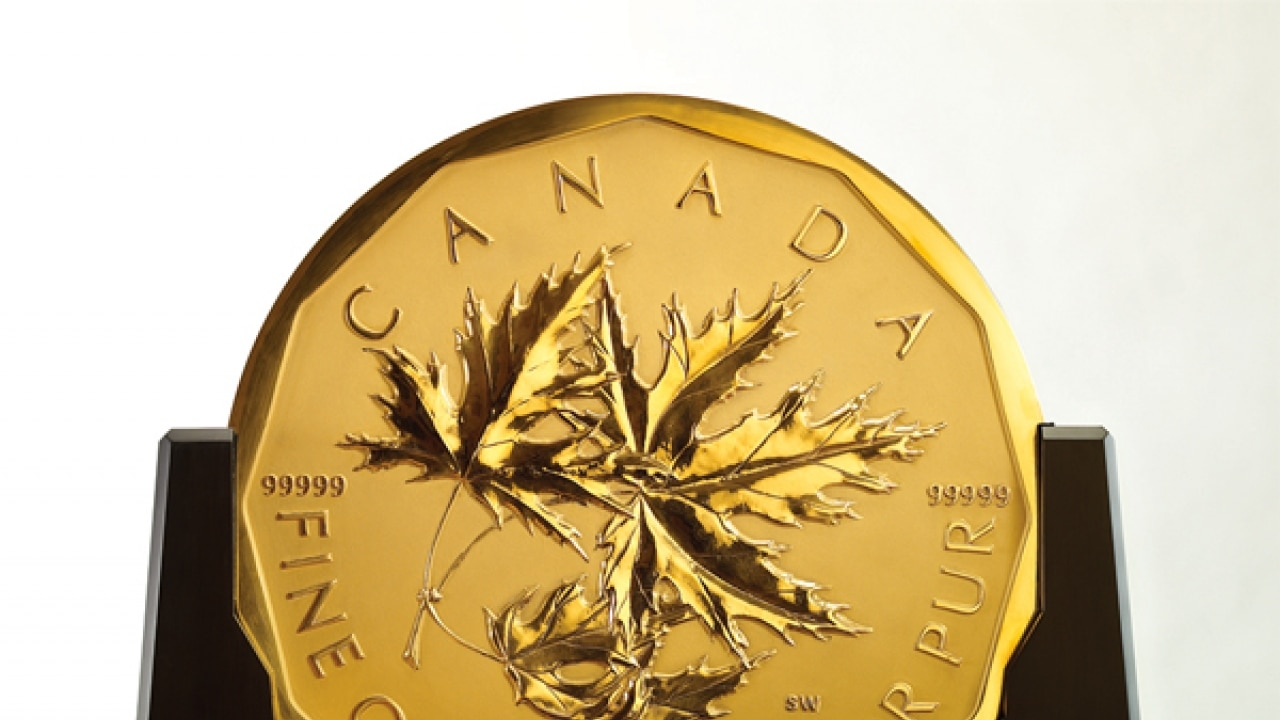 The Royal Canadian Mint: Meet the makers of five 100 kg gold coins