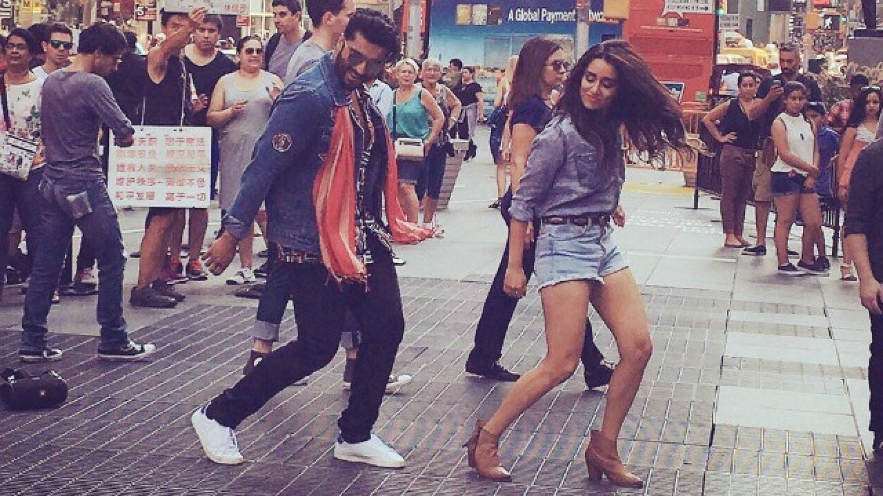 63e626ed61c Shraddha Kapoor and Arjun Kapoor starrer 'Half Girlfriend' becomes first  Bollywood movie to be shot at UN!