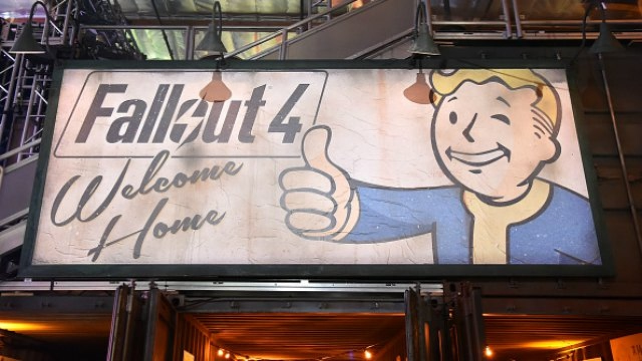 Fallout 4 new Patch 1.3 Improves Graphics on PS4 and Xbox One