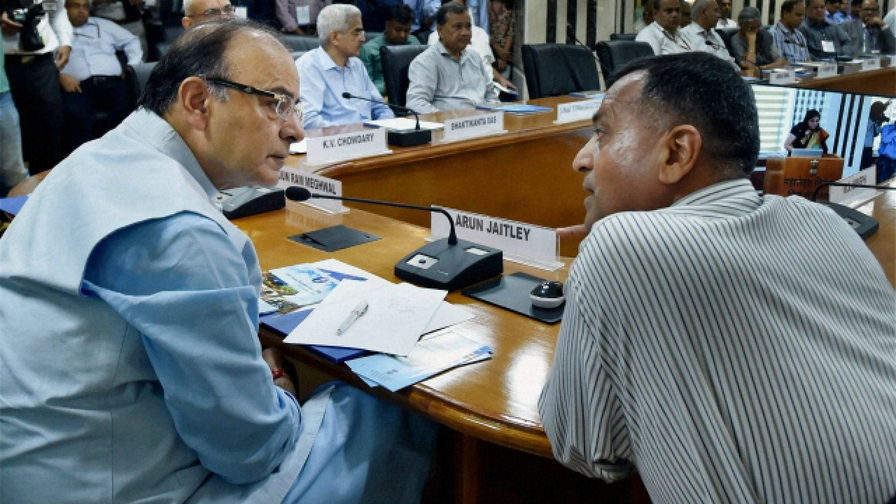 Finance Ministry makes presentation to PM Modi on readiness for GST rollout