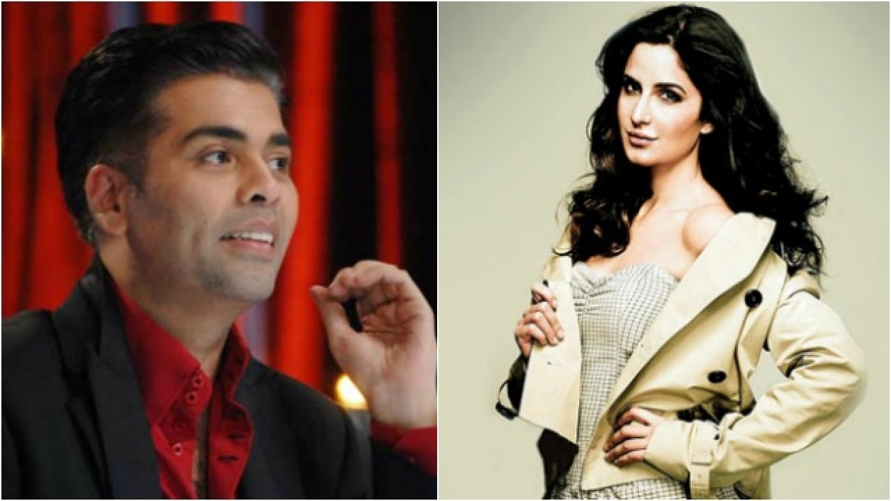 Confirmed: Katrina Kaif on Koffee with Karan 5!