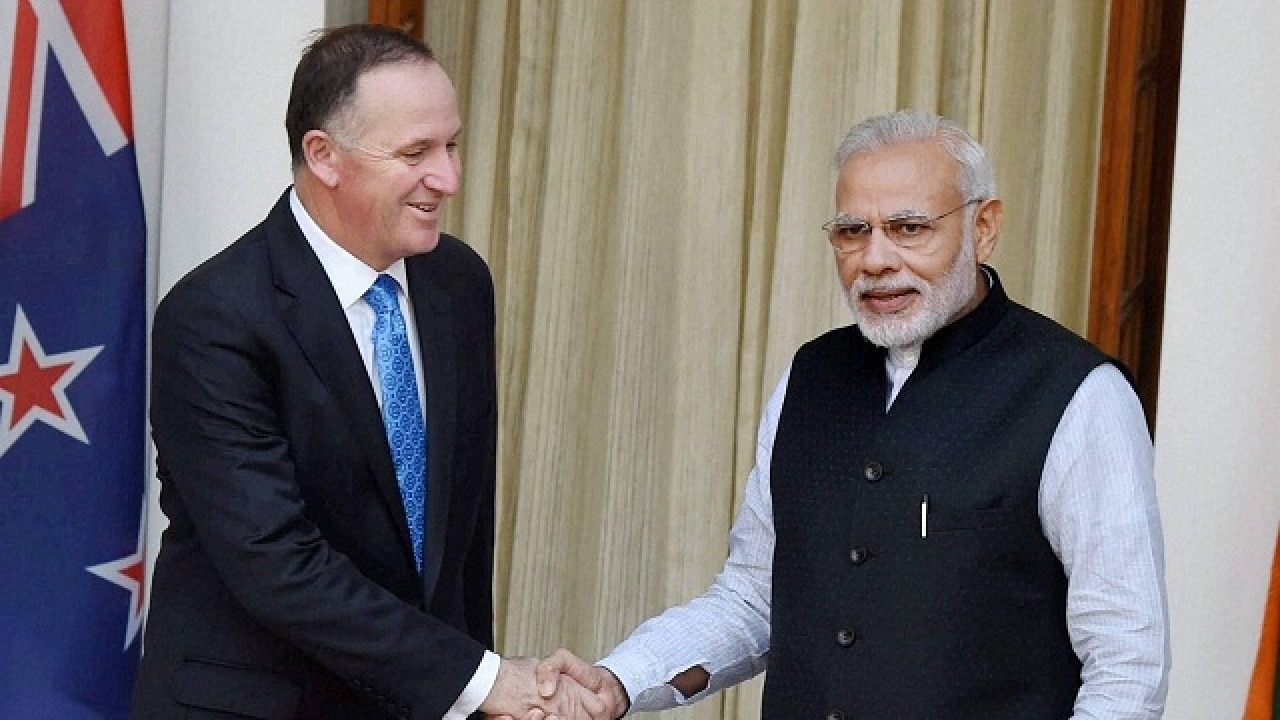 With 42 Increase In Trade India Nz Agree To Amend Double Taxation