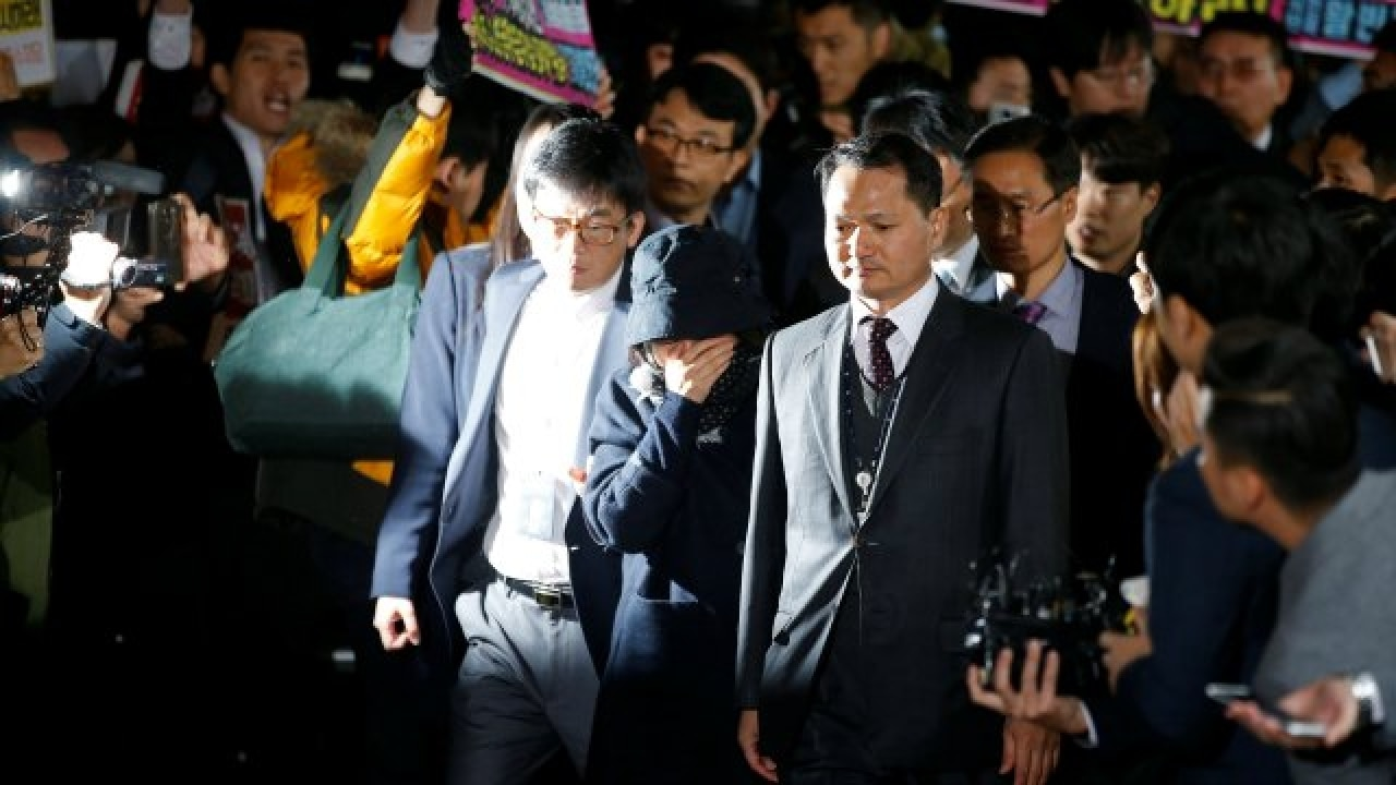 Key Figure In South Korea Political Crisis Appears At -5783