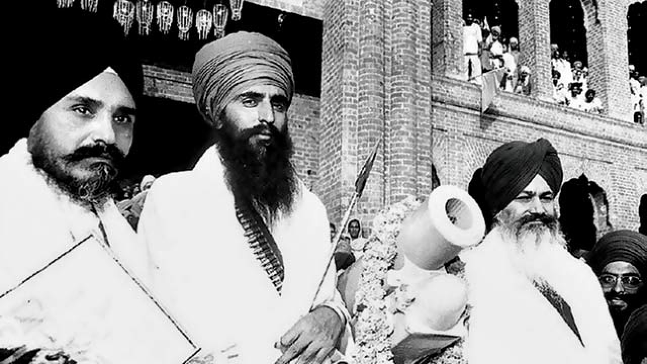 Operation Blue Star: India's first tryst with militant ...