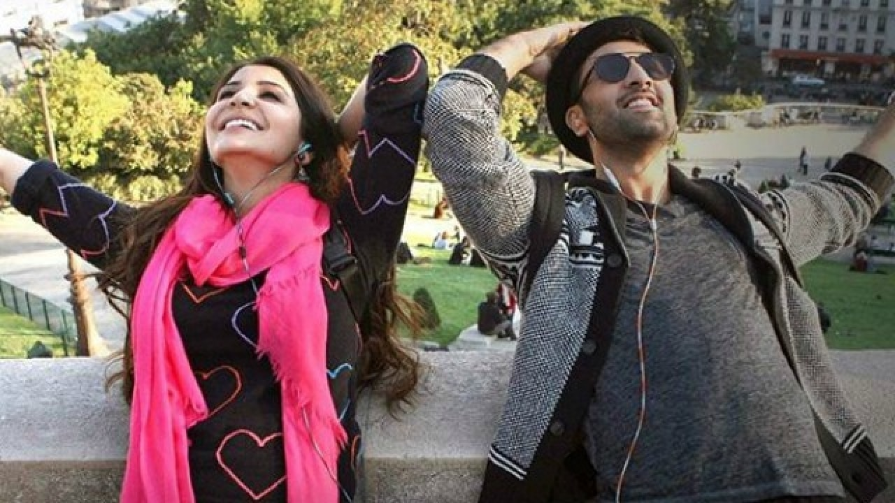 Ae Dil Hai Mushkil Deleted Song An Evening In Paris Ranbir Anushka Add Some Retro To Our Weekend