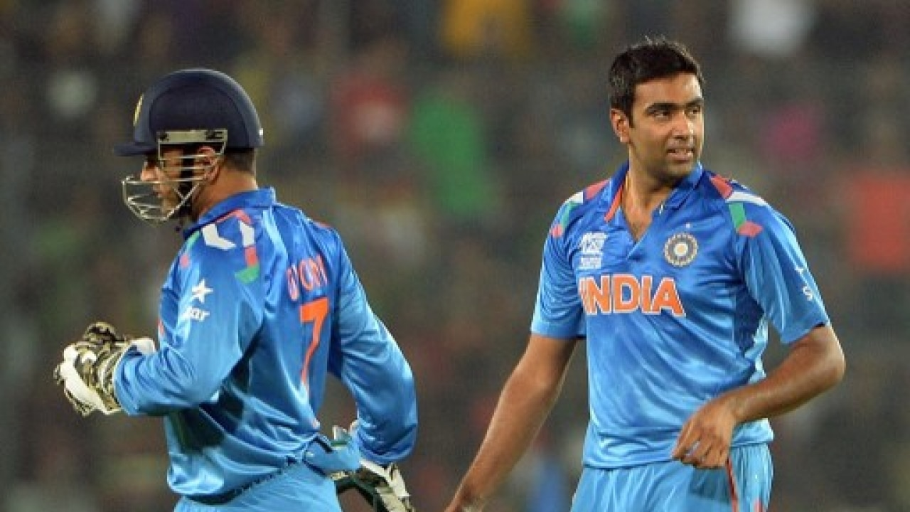 3 possible reasons why Ashwin omitted Dhoni from his 'Thank you' speech