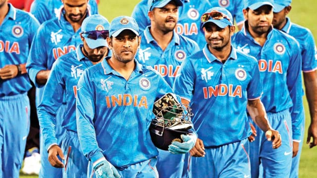 captain cool ms dhoni steps down as leader of men in blue