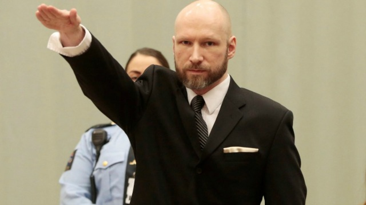 Norway: Mass killer makes Nazi salute at court appeal on jail terms