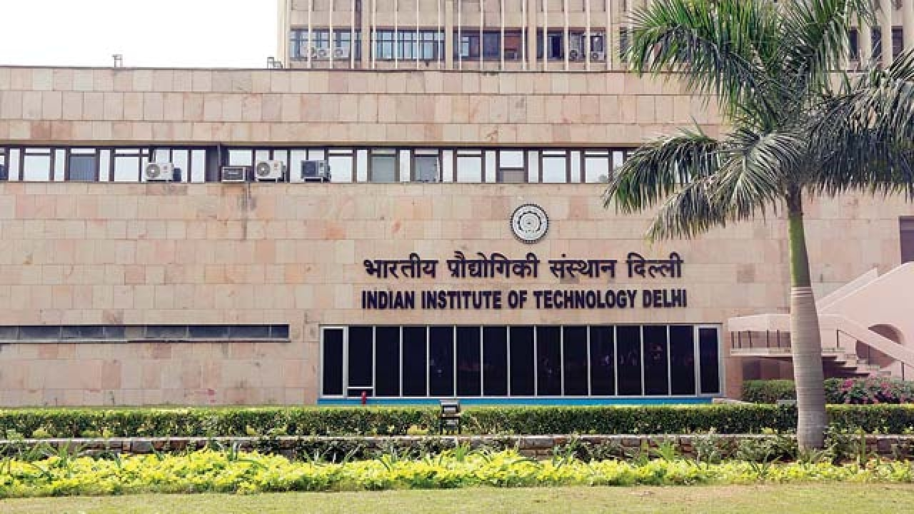 Photo of Indian Institute of Technology Delhi (IITD)