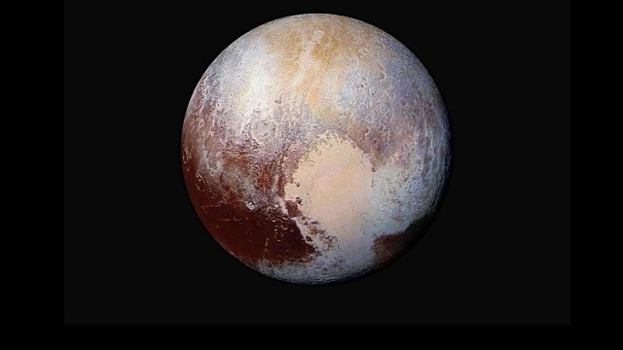 Watch: NASA's new video shows 'landing' on Pluto