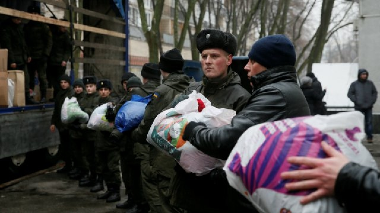 Kiev agreed with the separatists only on the exchange of prisoners 25.12.2014 92