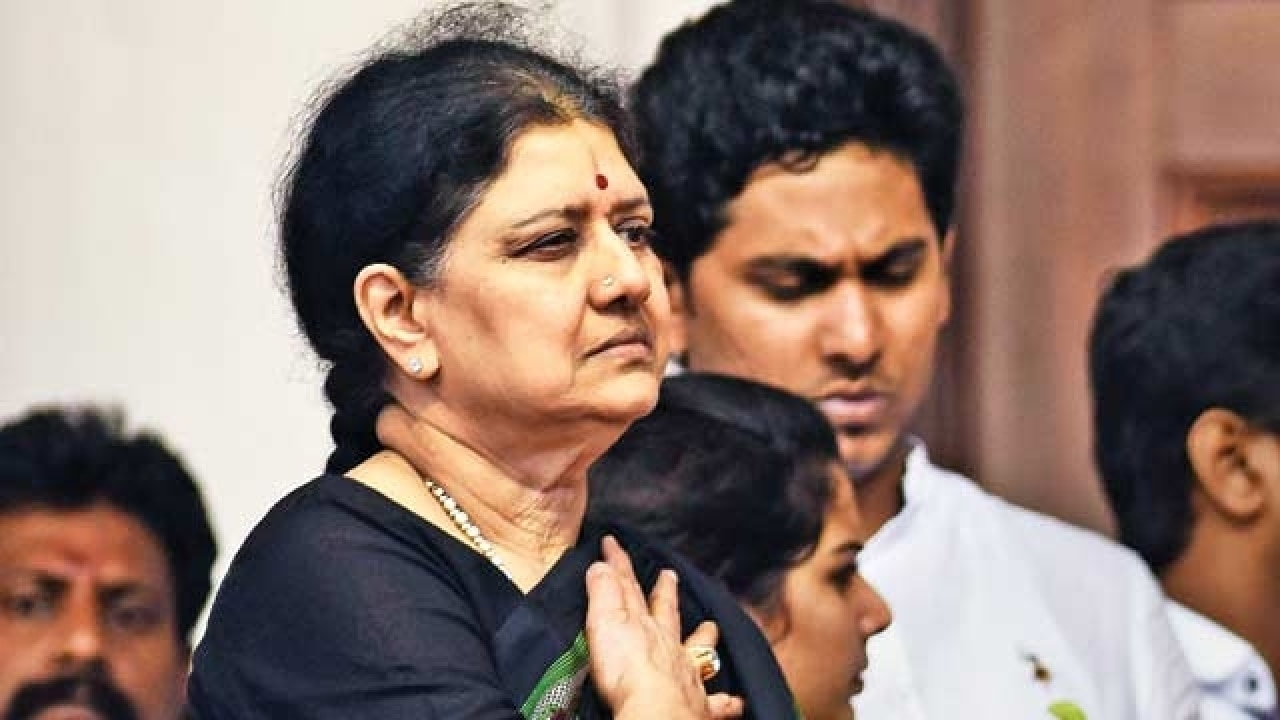 Tamil Nadu: Questions raised over Sasikala's conflict of interest