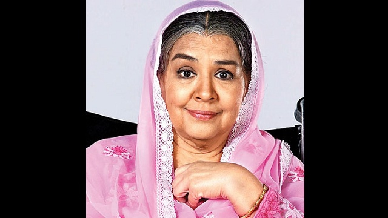 pictures Farida Jalal