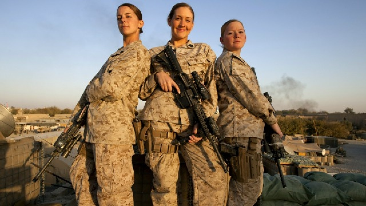 Secret Facebook Group Shares Nude Photos Of Us Female Marines Lawmakers Order -4728