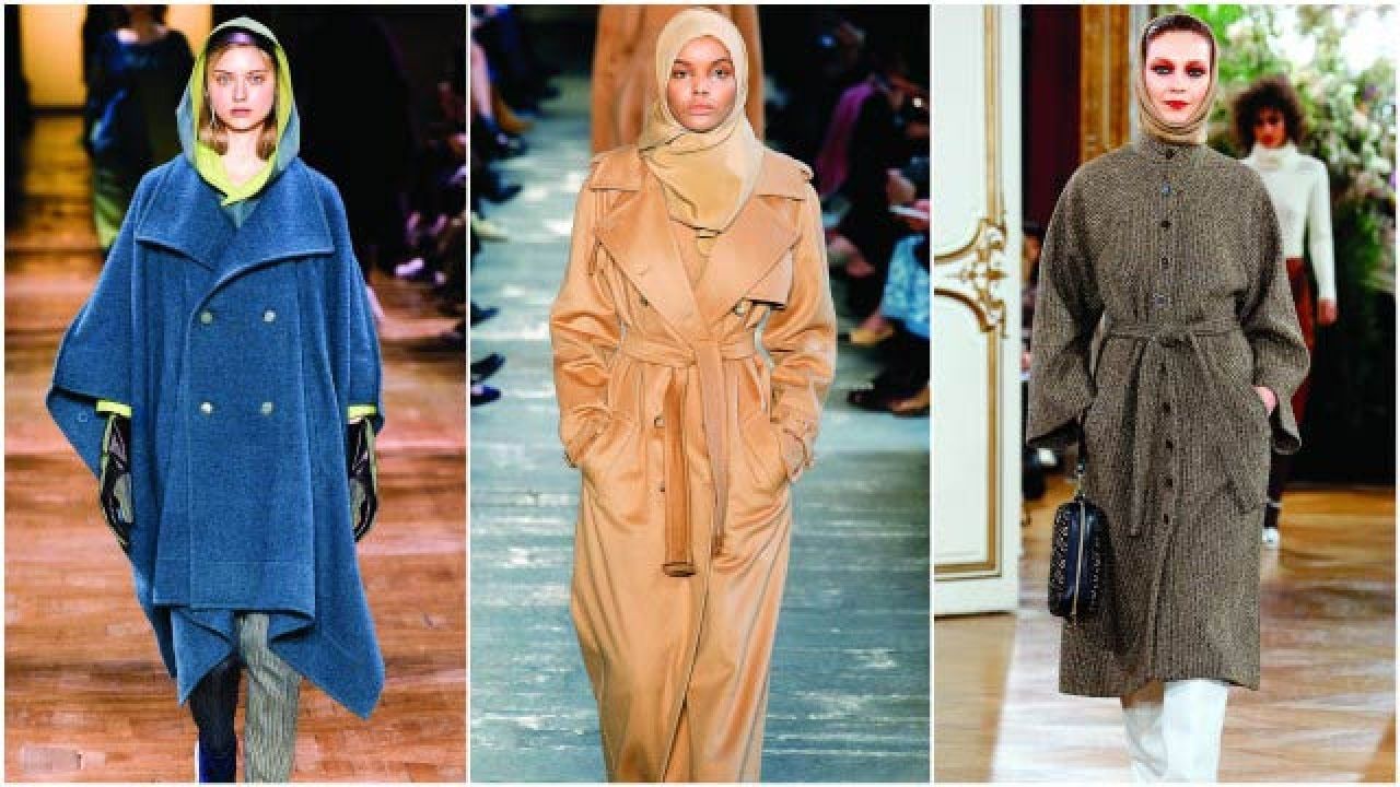 Hijab Gets Haute The Arabic Classic Gets A Chic Makeover This Fall
