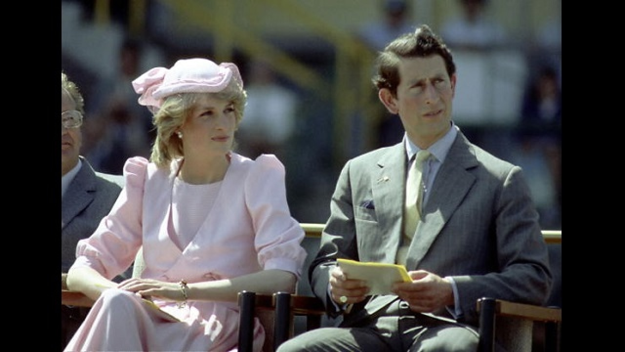 Princess Diana Caught Up on Sleep During Her Honeymoon