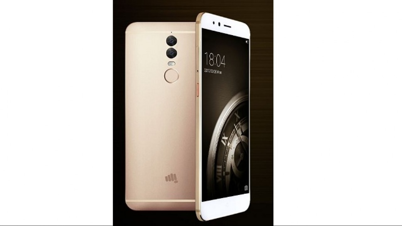 Micromax introduces Dual 5 smartphone at Rs 24,999