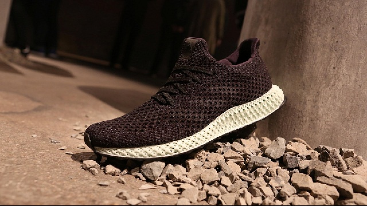 Adidas to mass produce 3D printed shoe with Silicon Valley