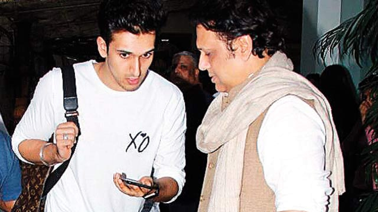 Govinda To Launch Newcomers But Not His Son Yashvardhan