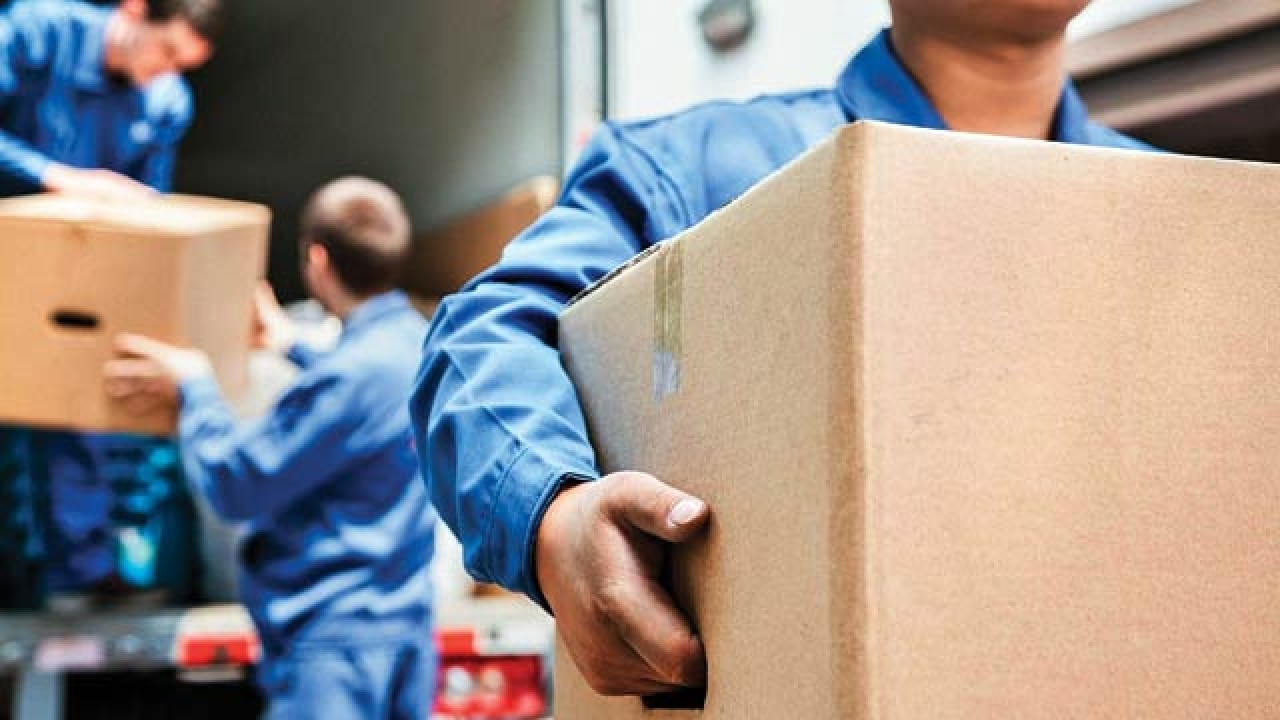 movers and packers london