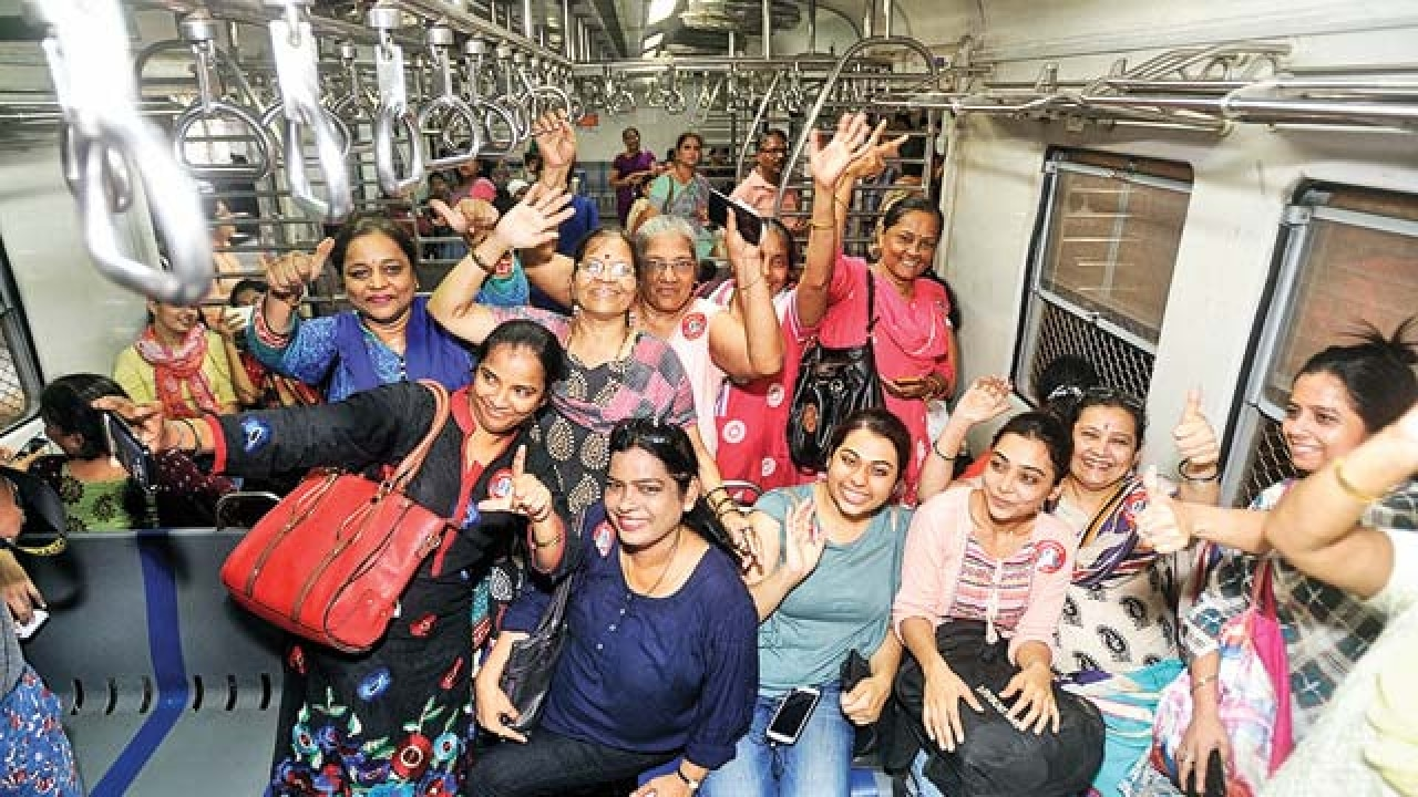25 years on: Ladies special train keeps chugging