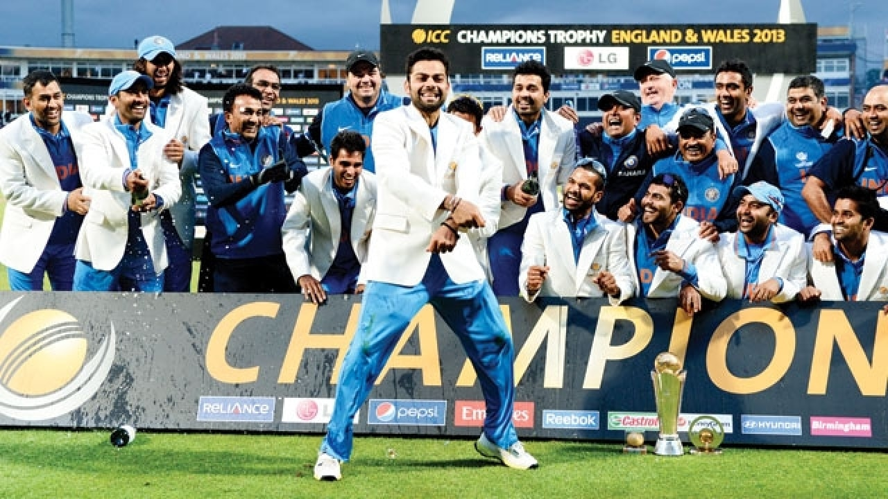 Select Champions Trophy Squad Immediately Coa To Bcci: BCCI Clears Team India's Participation In Champions Trophy