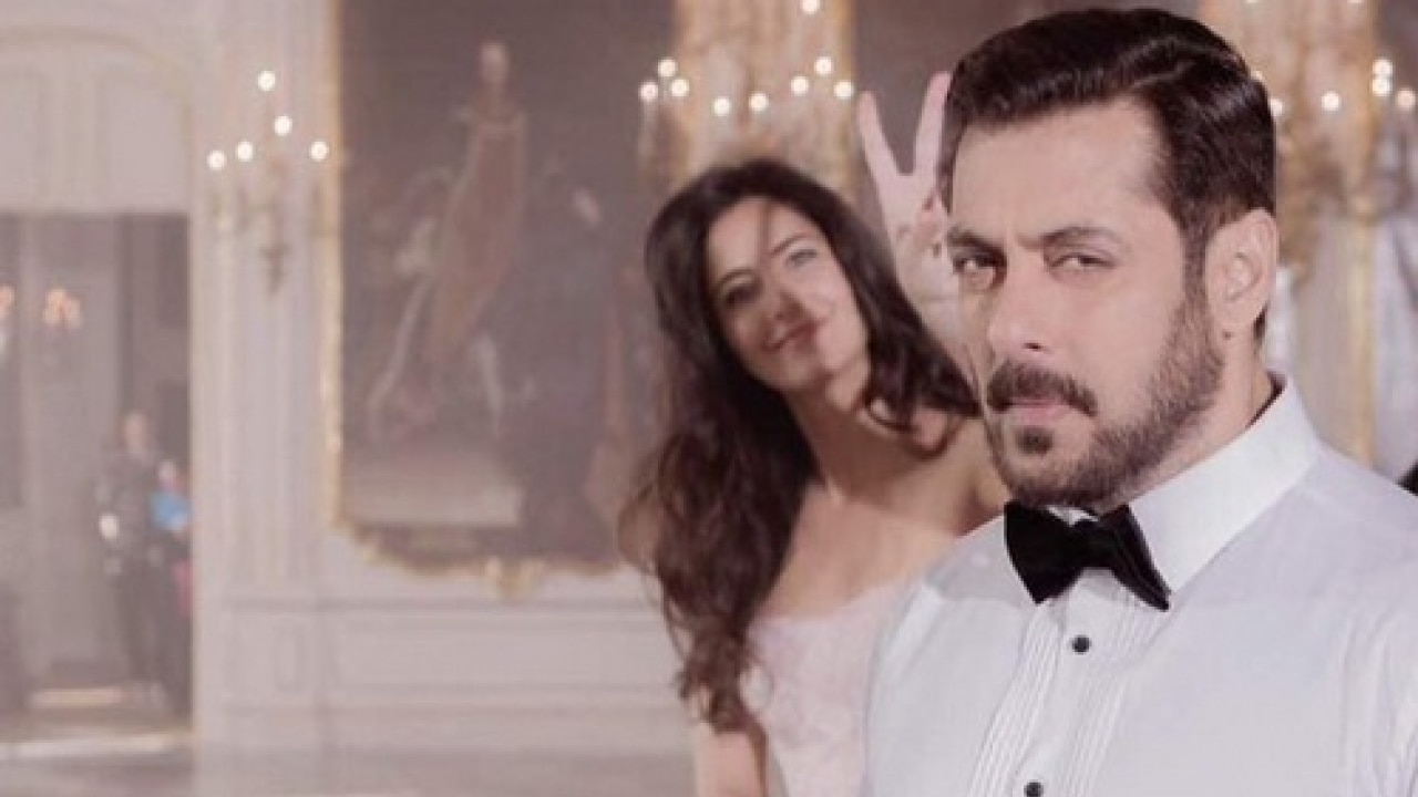 Salman khan latest photoshoot images tiger zinda hai