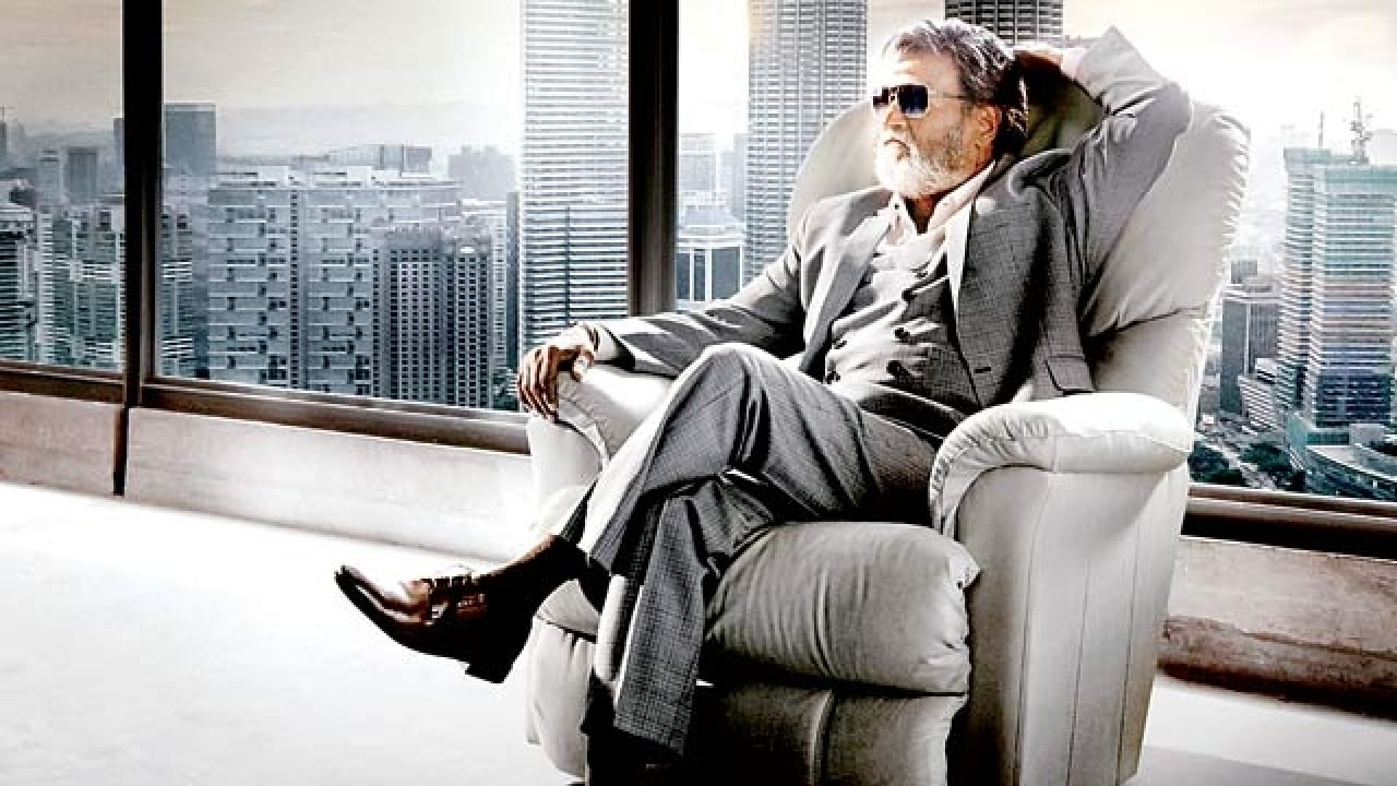 Rajinikanth THREATENED by Haji Mastan's foster son: Here's a