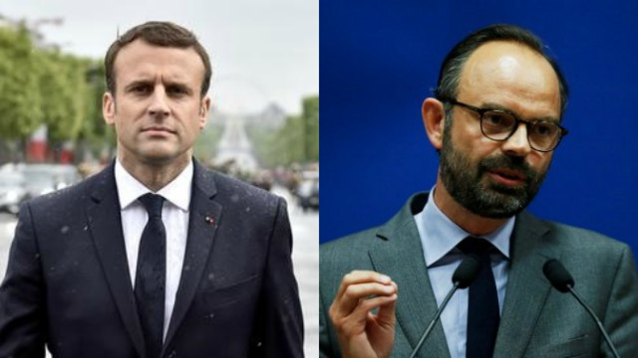 France S Emmanuel Macron Picks Pm From The Right Blowing Apart Old Boundaries