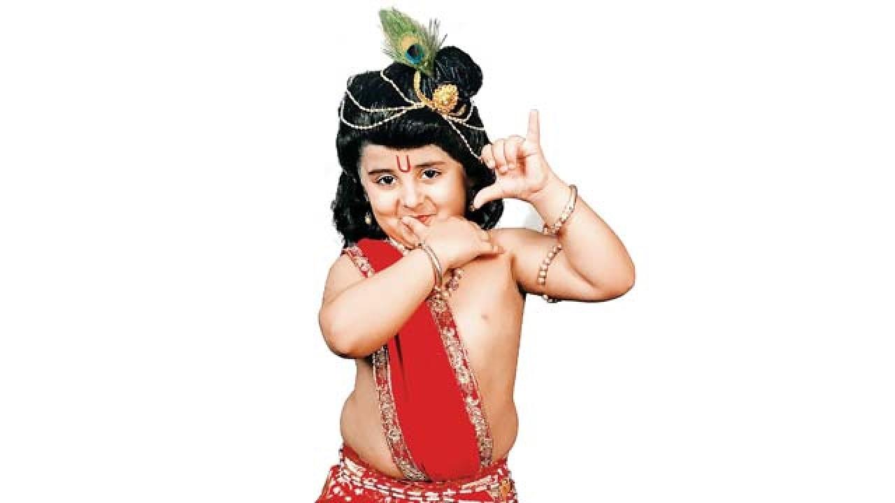 Four Year Old Nirnay To Play Little Krishna In Paramavatar Shri Krishna