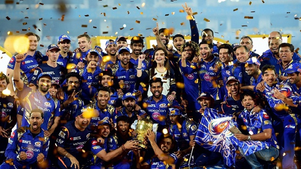 MI won 2017 IPL final by 1 run